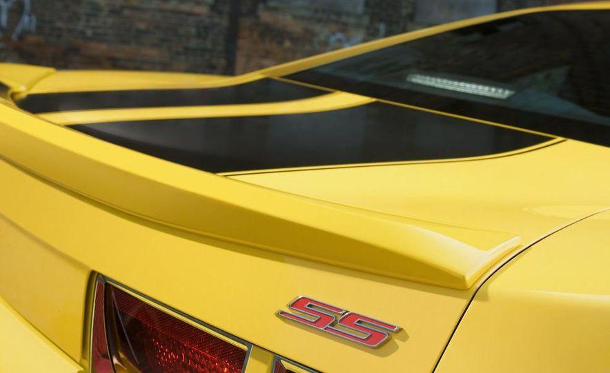 2010 Chevrolet Camaro Transformers Special Edition - Slide 7