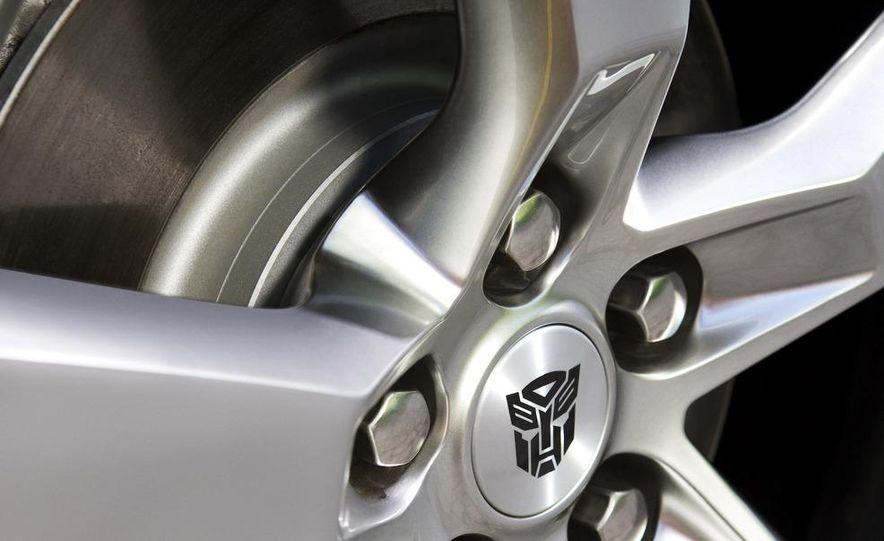 2010 Chevrolet Camaro Transformers Special Edition - Slide 10