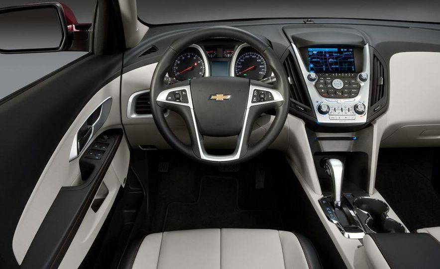 2010 Chevrolet Equinox - Slide 20