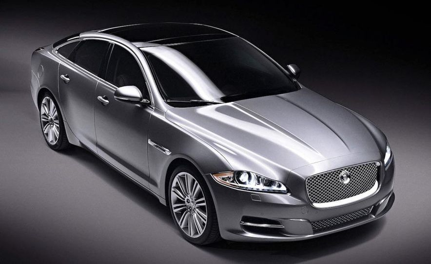2010 Jaguar XJ - Slide 9