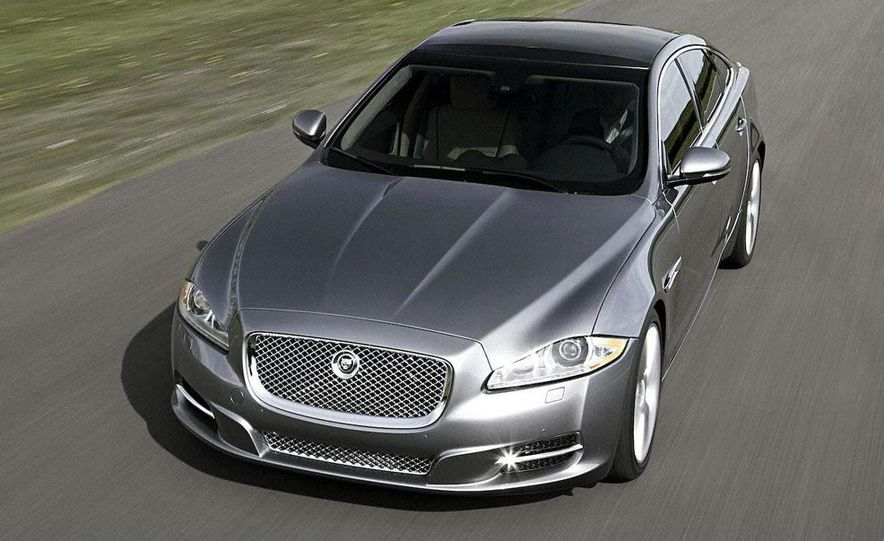 2010 Jaguar XJ - Slide 14