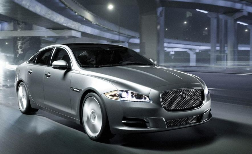 2010 Jaguar XJ - Slide 5
