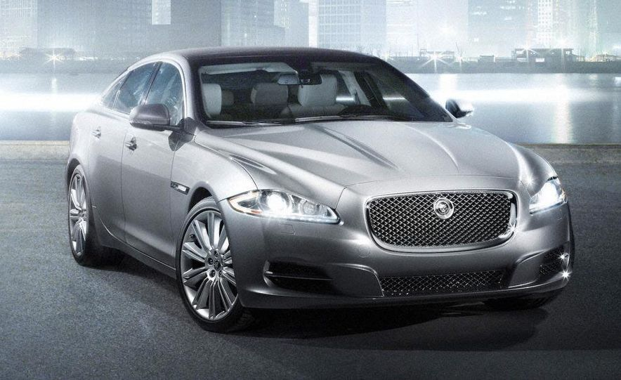 2010 Jaguar XJ - Slide 6