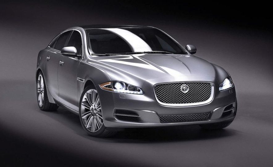 2010 Jaguar XJ - Slide 7