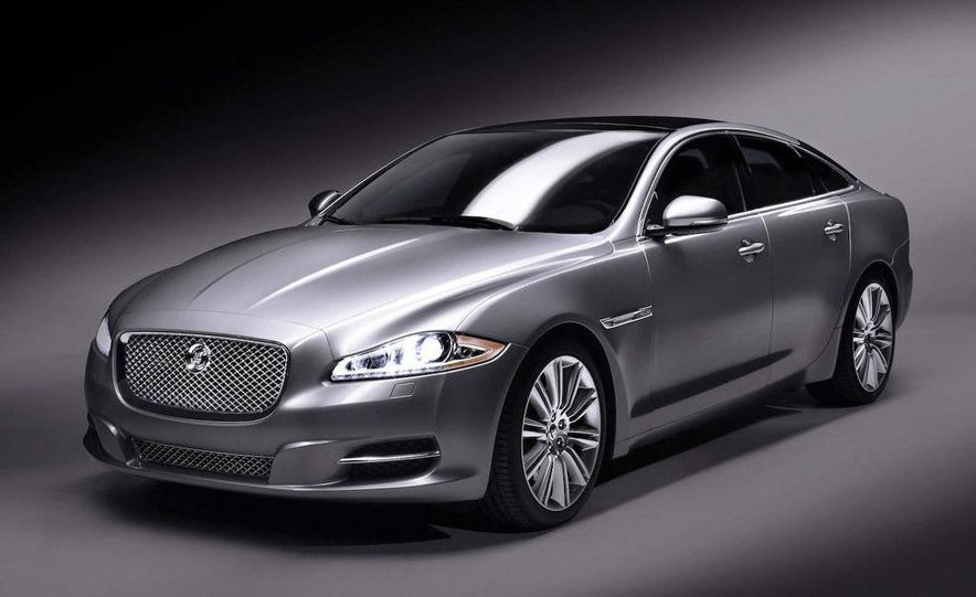 2010 Jaguar XJ - Slide 8