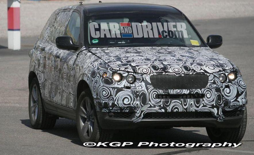 2011 BMW X3 (spy photo) - Slide 1