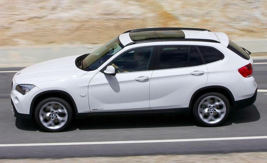 2010 BMW X1 xDrive23d (European model) - Slide 8