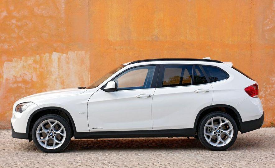 2010 BMW X1 xDrive23d (European model) - Slide 6