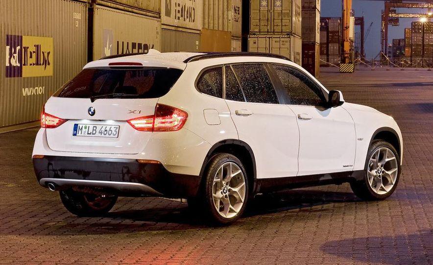 2010 BMW X1 xDrive23d (European model) - Slide 26