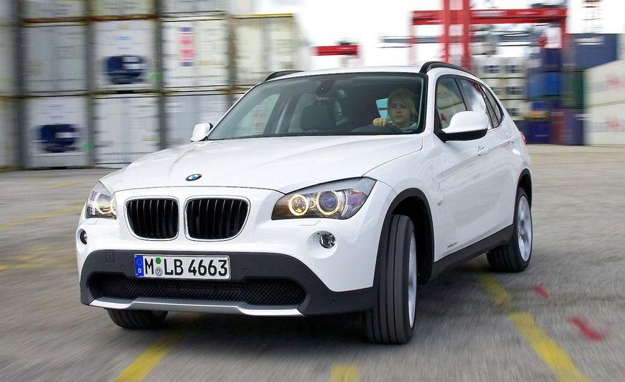 2010 BMW X1 xDrive23d (European model) - Slide 55