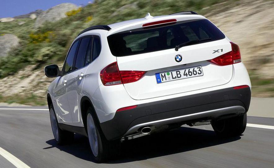 2010 BMW X1 xDrive23d (European model) - Slide 70