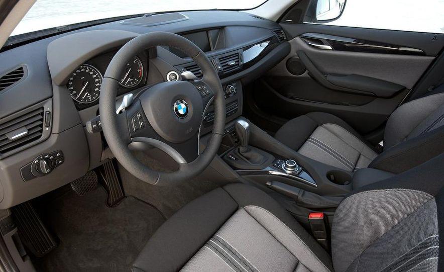 2010 BMW X1 xDrive23d (European model) - Slide 42