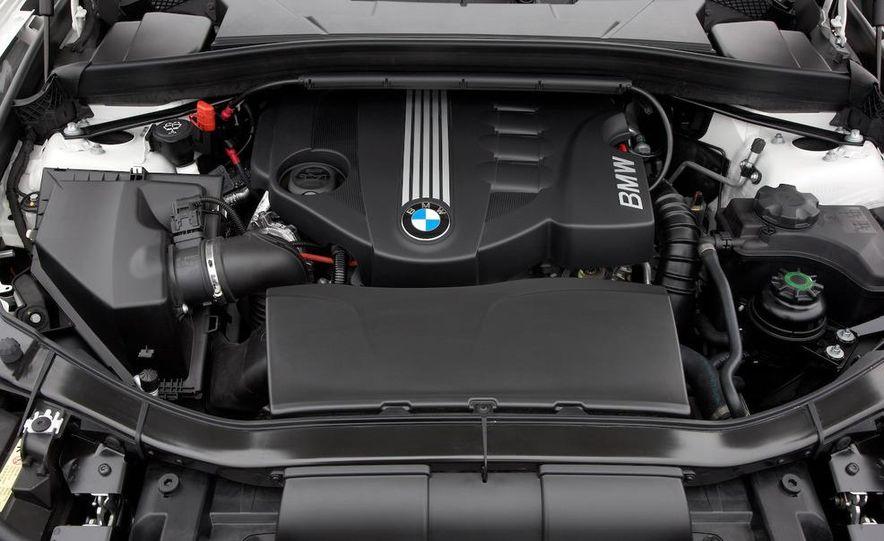 2010 BMW X1 xDrive23d (European model) - Slide 58