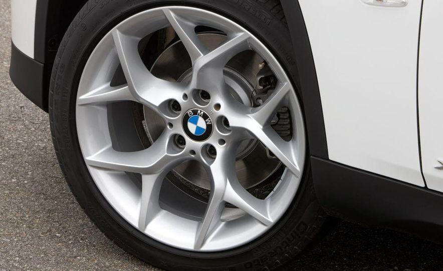 2010 BMW X1 xDrive23d (European model) - Slide 37