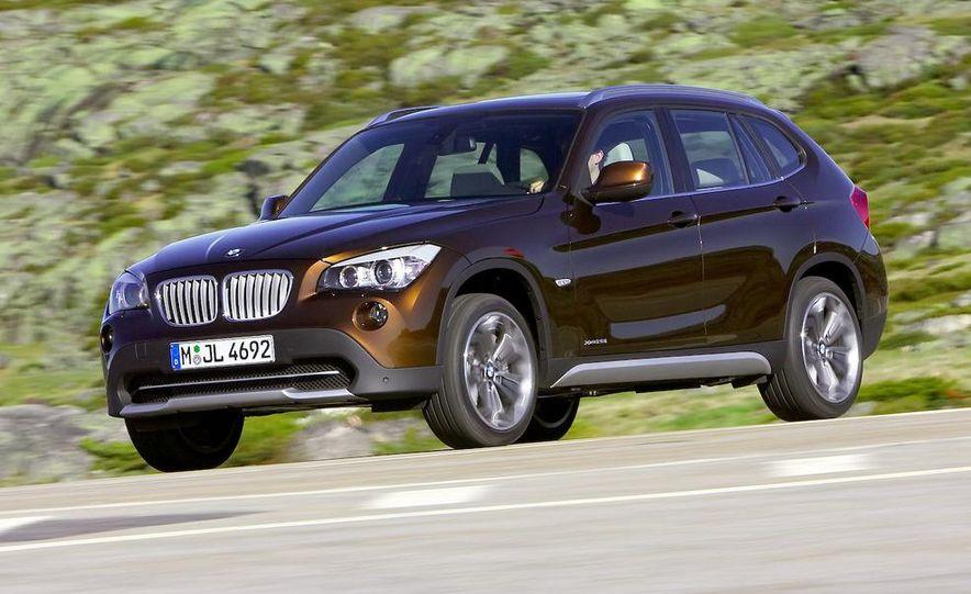 2010 BMW X1 xDrive23d (European model) - Slide 5