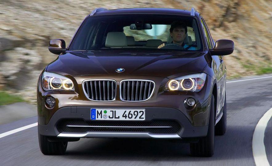 2010 BMW X1 xDrive23d (European model) - Slide 15