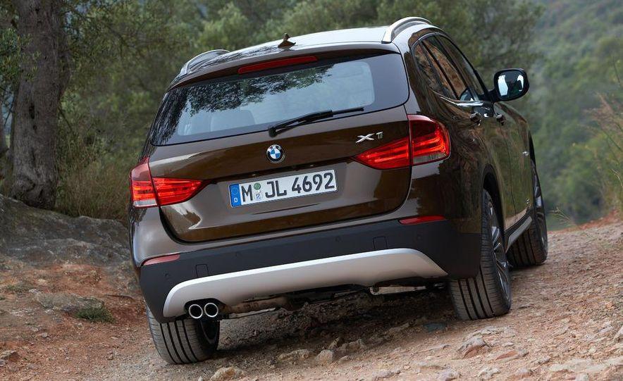 2010 BMW X1 xDrive23d (European model) - Slide 20