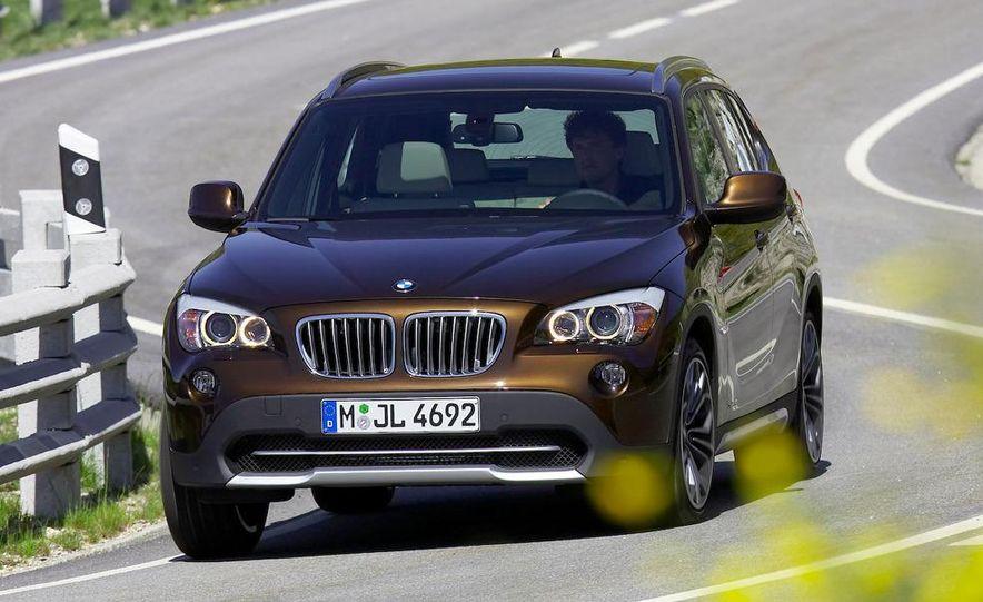 2010 BMW X1 xDrive23d (European model) - Slide 23
