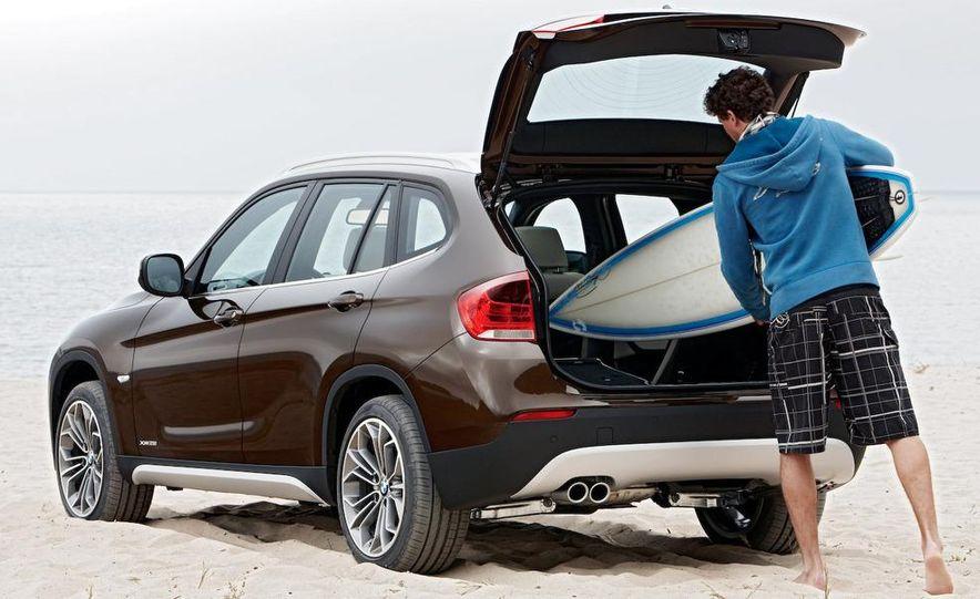 2010 BMW X1 xDrive23d (European model) - Slide 24