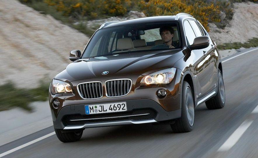 2010 BMW X1 xDrive23d (European model) - Slide 29