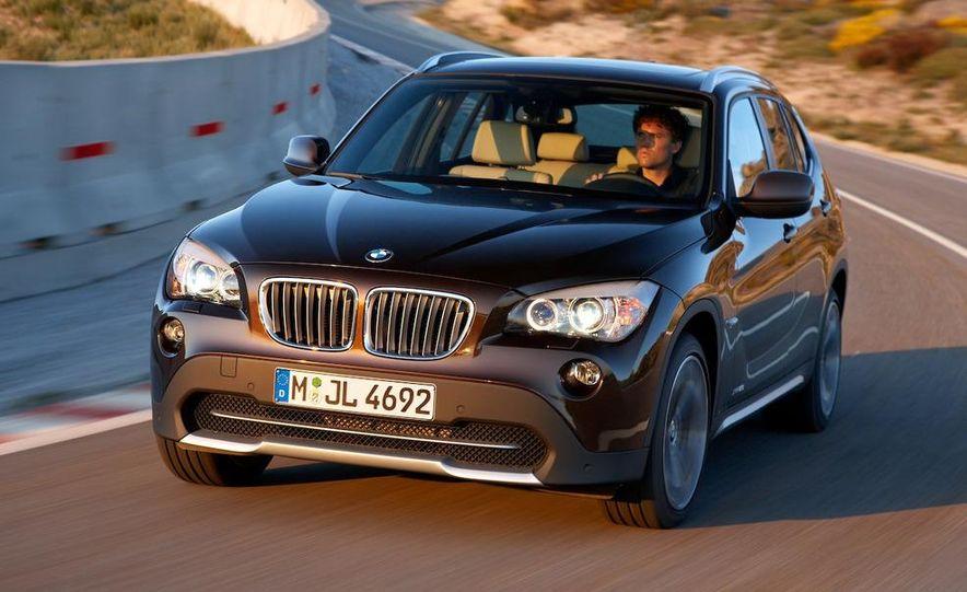 2010 BMW X1 xDrive23d (European model) - Slide 31