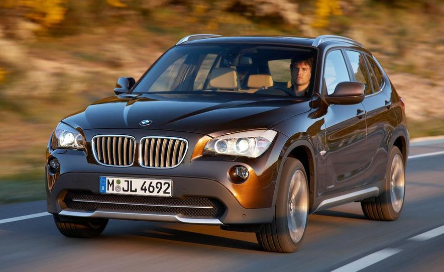 2010 BMW X1 xDrive23d (European model) - Slide 35