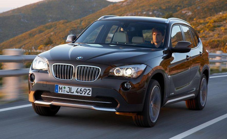 2010 BMW X1 xDrive23d (European model) - Slide 39