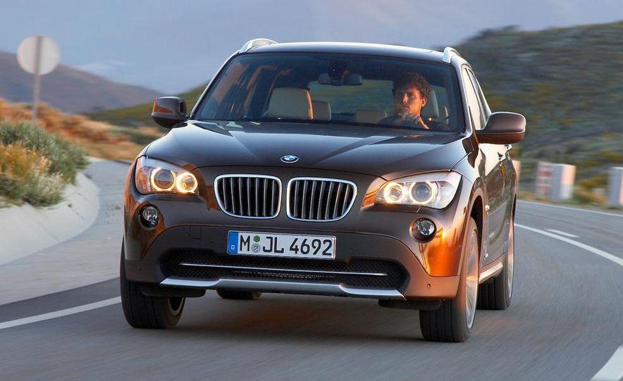 2010 BMW X1 xDrive23d (European model) - Slide 41