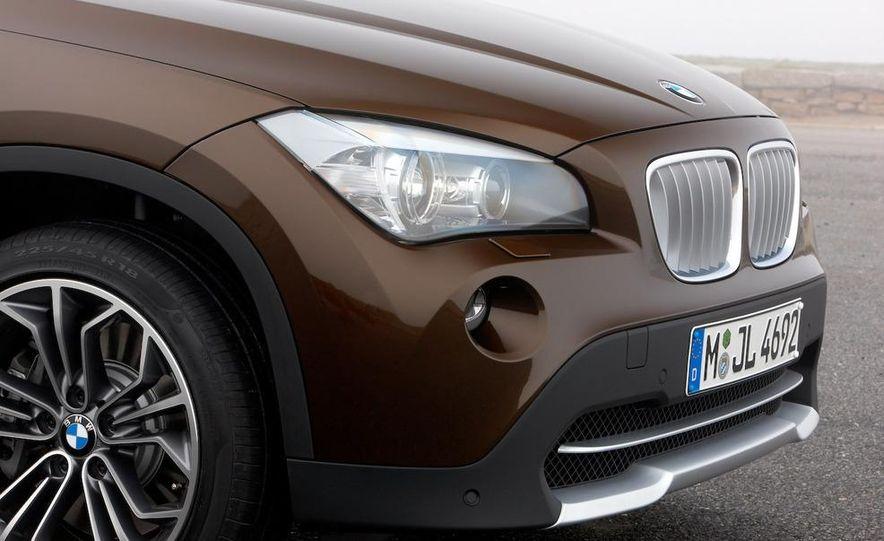 2010 BMW X1 xDrive23d (European model) - Slide 48