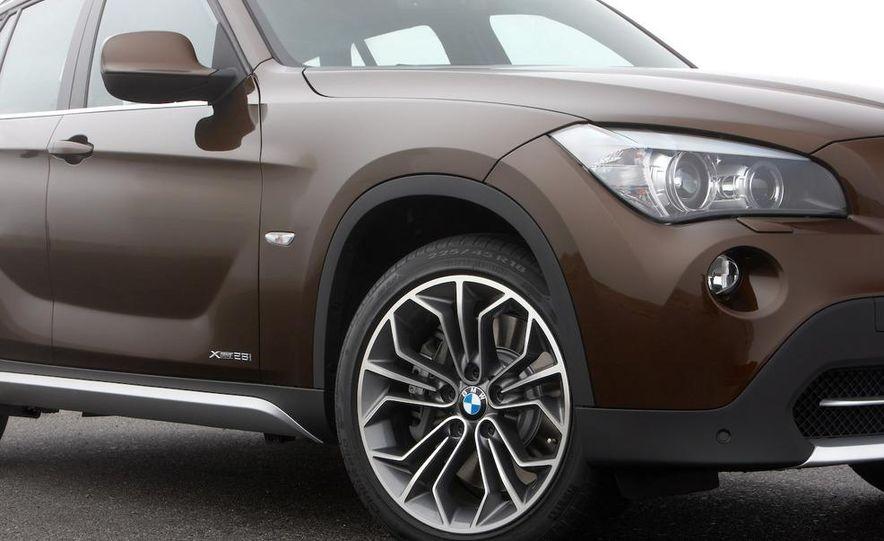 2010 BMW X1 xDrive23d (European model) - Slide 51