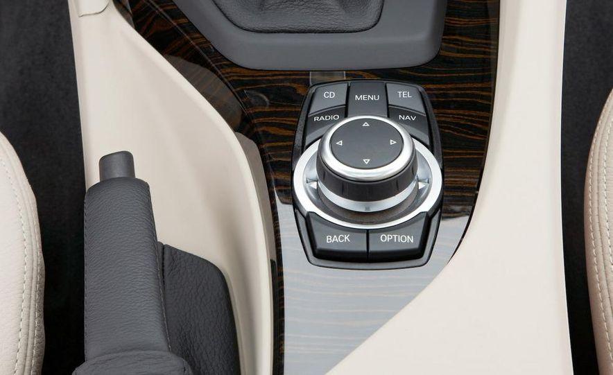 2010 BMW X1 xDrive23d (European model) - Slide 79