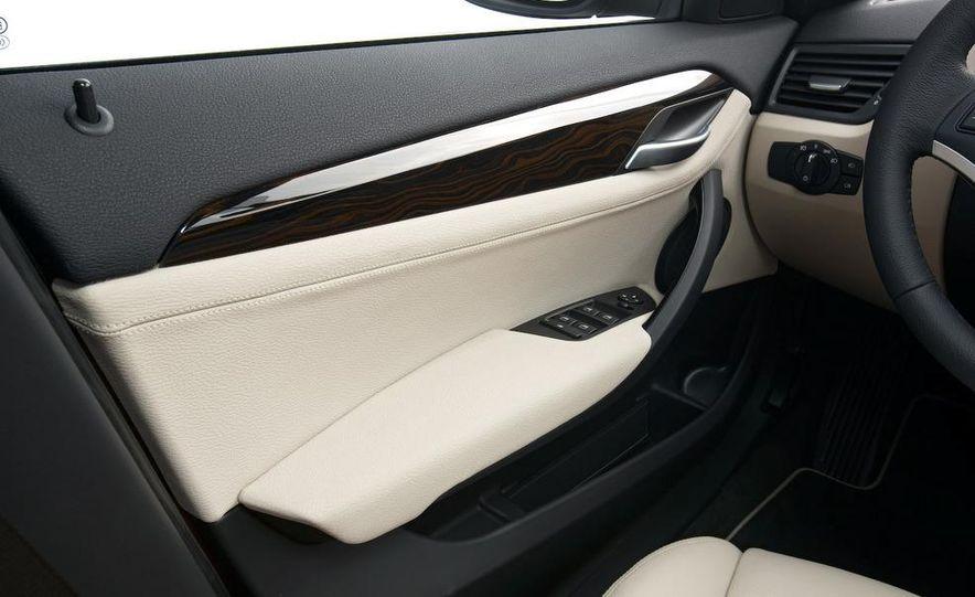 2010 BMW X1 xDrive23d (European model) - Slide 60