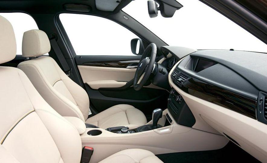 2010 BMW X1 xDrive23d (European model) - Slide 63