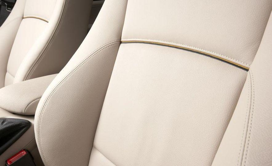 2010 BMW X1 xDrive23d (European model) - Slide 40
