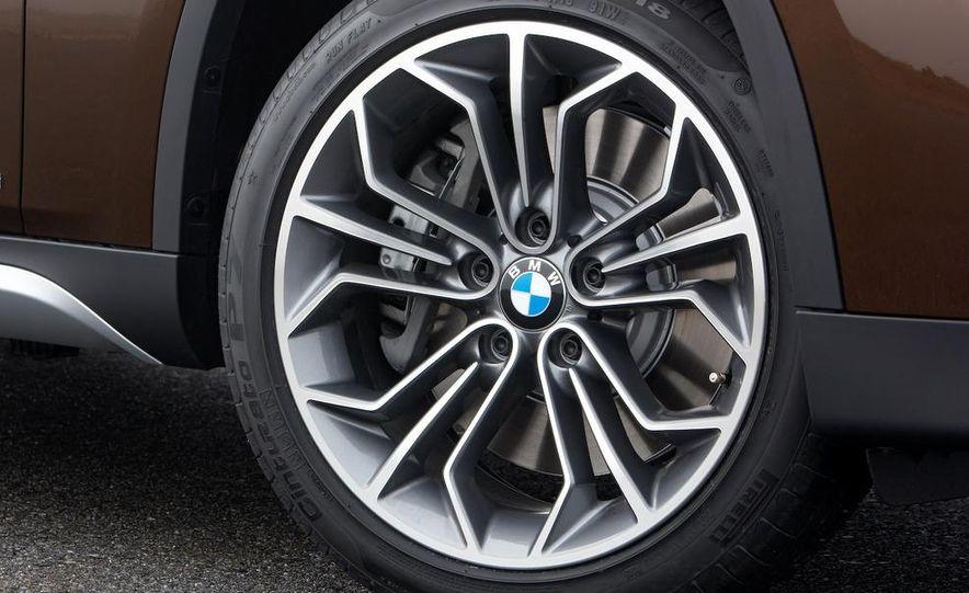 2010 BMW X1 xDrive23d (European model) - Slide 50