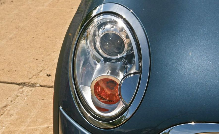 2009 Mini Cooper convertible - Slide 30