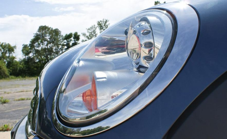 2009 Mini Cooper convertible - Slide 31