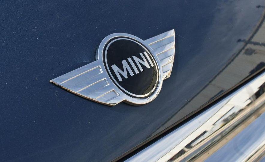 2009 Mini Cooper convertible - Slide 35