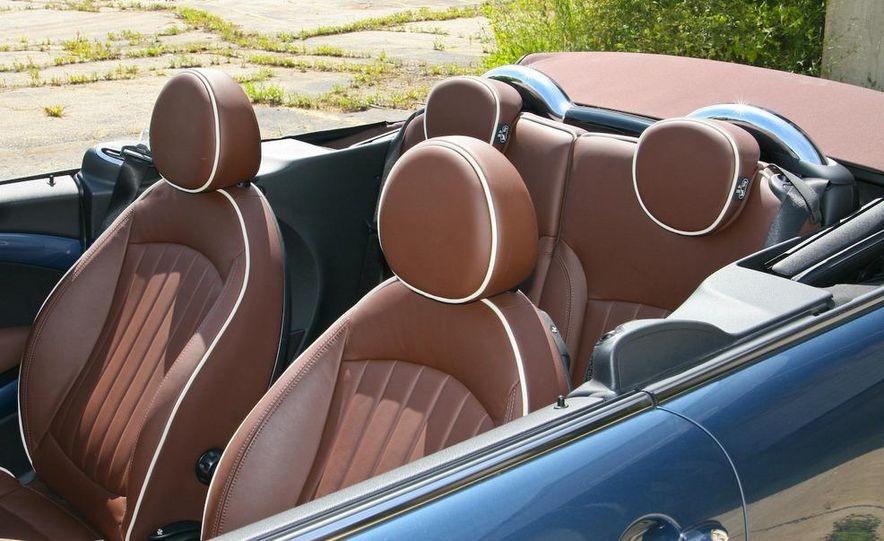 2009 Mini Cooper convertible - Slide 42