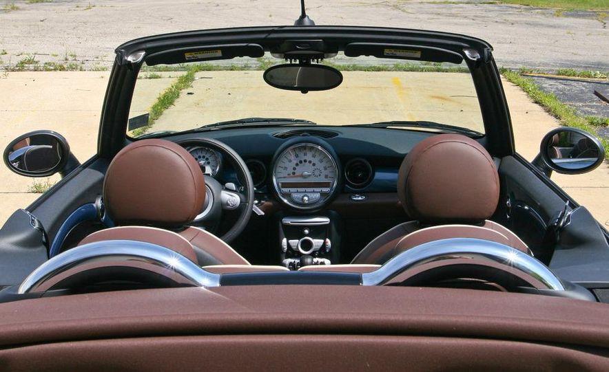 2009 Mini Cooper convertible - Slide 43