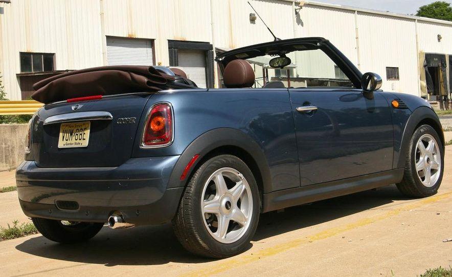 2009 Mini Cooper convertible - Slide 15