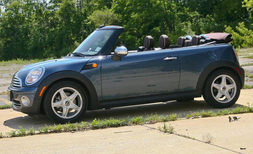 2009 Mini Cooper convertible - Slide 23