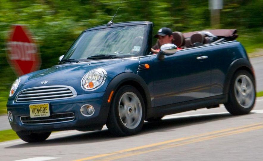2009 Mini Cooper convertible - Slide 4