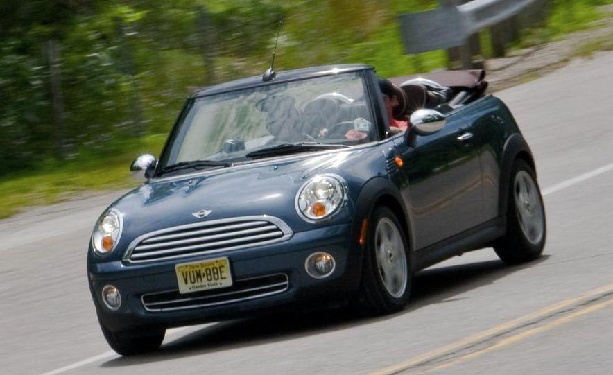2009 Mini Cooper convertible - Slide 5