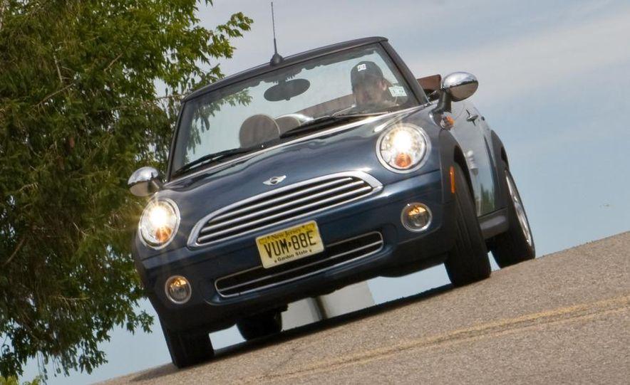 2009 Mini Cooper convertible - Slide 7