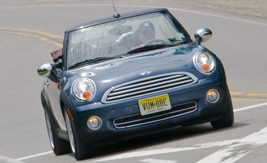 2009 Mini Cooper convertible - Slide 8