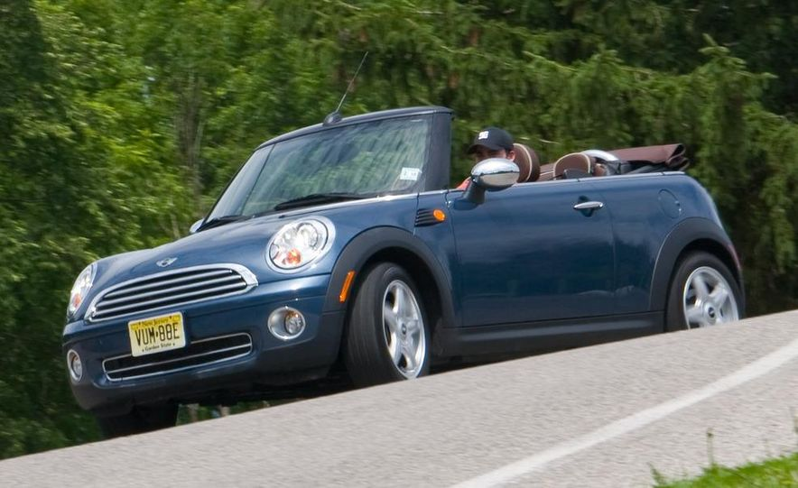 2009 Mini Cooper convertible - Slide 9