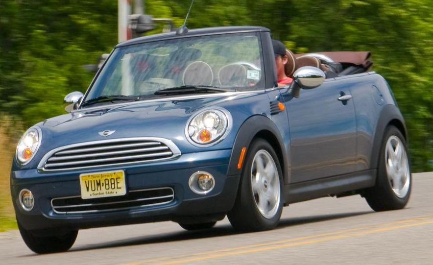 2009 Mini Cooper convertible - Slide 12