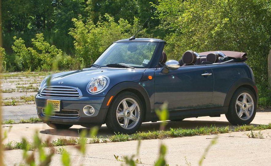 2009 Mini Cooper convertible - Slide 19