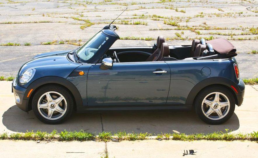 2009 Mini Cooper convertible - Slide 20